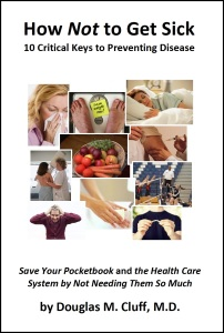 How Not to Get Sick Book Cover